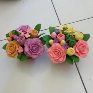 bunga sabun / flower soap