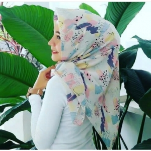Jilbab motif